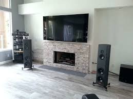 stone tile for fireplace tiles natural design look installing around