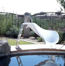 diy pool slide above ground slides best above ground pool slide ideas on pool regarding diy