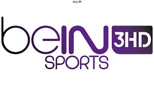 تردد قناة بي ان سبورت 3 BeIN Sports 3 HD على نايل سات وسهيل سات الناقلة  لمباراة الوداد ومولودية الجزائر