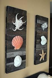 Best 25 Sea Theme Bathroom Ideas On Pinterest  Seashell Bathroom Seashell Home Decor
