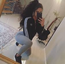 adidas girls. adidas, clothing, fashion, girls, pretty adidas girls f
