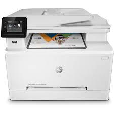 Hp Color Laserjet Pro Mfp M281fdw A4 Colour Multifunction Laser A3 Color Laser Printer L