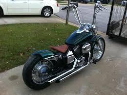 2005 honda shadow spirit 750 custom bobber for sale 4500