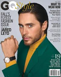 squad s joker jared leto stars in gq style fall 2016 cover story 7 pics