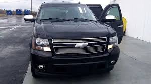 2007 Chevy Suburban LTZ in Black. Shown by Scott Ferguson. 01/17 ...