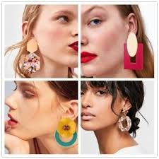 #7f4975 Buy <b>Big Oval</b> Earing And Get Free Shipping | Markred.se