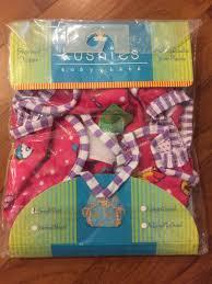 Kushies Baby Swimsuit Diaper Small