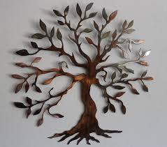 image of metal wall art decor and sculptures ideas on tree of life metal wall art sculptures with metal wall art decor and sculptures ideas jeffsbakery basement
