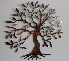 image of metal wall art decor and sculptures ideas