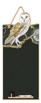 Owl Memo Board