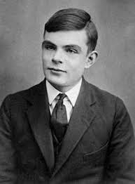 Resultado de imagen de Alan Turing