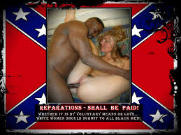 Interracial sex rebel flag