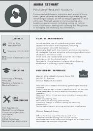 Best Resume Examples 20 Image Credit Chapteresumecom 2016 Great