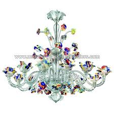 cristallo murano glass chandelier