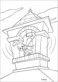 Small Picture Chicken little rings the bell coloring pages Hellokidscom