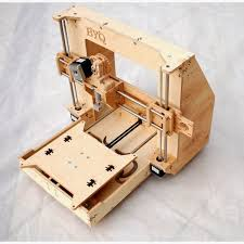 steps on how to build a homemade 3d printer