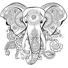 Animal Mandala Coloring Pages Marioncountyjdccom