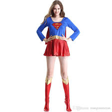 y superhero costume female superwoman clothing y uniforms costumes makeup cosplay party dress costumes for groups