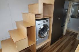 tiny house washer dryer. Simblissity-tinyhouse-stair Tiny House Washer Dryer