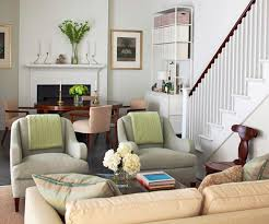 Pleasant Living Room Furniture Layout