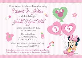 Email Invitations Magnificent Enchanting Baby Shower Email Invitations To Create Your Own Free