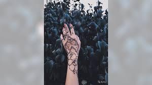 мехенди роспись хной временное тату временная т