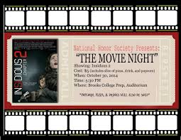 movie night review gwendolyn brooks college prepatory academy flyer for movie night