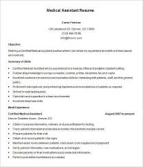 Medical Assistant Resume Skills Extraordinary Medical Assistant Resume Skills Fresh Medical Assistant Resume