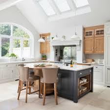 Kitchen Island Cabinet Base Kitchen Amazing Bespoke Kitchen With Kitchen Island With Oak Top