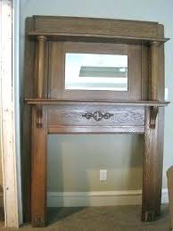 salvage fireplace mantel salvage fireplace mantel antique oak fireplace mantle surround with mirror antique fireplace mantels