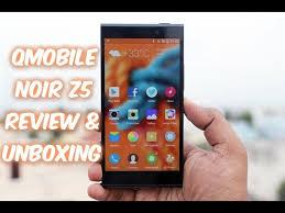 QMobile Noir Z5 specs, review, release ...