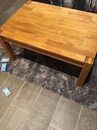 solid wood coffee table with drawer cambuslang glasgow 60 00 images map s i img com 00 s mtaynfg3njg
