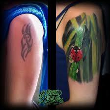 татуировка божья коровка значение фото эскизы