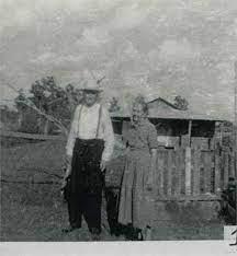 John Thomas Silcox & Alice Rosella McCann Silcox, Son and daughter in law  of William Henry Silcox | My family history, John thomas, Family history