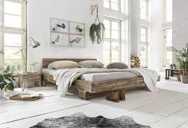 Affiliatelink Woodkings Bett 180x200 Mayfield Doppelbett Akazie