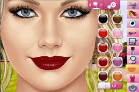 real make up games