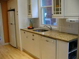 Designs For Small Galley Kitchens Pleasant Small Galley Kitchen Impressive Galley Kitchen Remodel Set