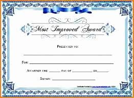 Most Improved Student Award Wording Fresh Most Improved