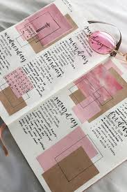 Design A Journal 24 Pretty Bullet Journals To Inspire Your Own Design