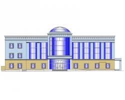 Скачать бесплатно дипломный проект ПГС Диплом № Музей  Диплом №1062 Музей мототехники в г Ирбит