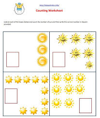 Counting for Kindergarten New Kindergarten Math Coloring Worksheets ...
