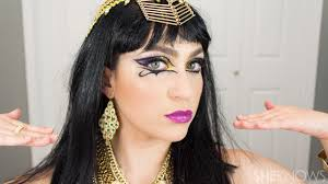 diy katy perry s makeup from dark horse for halloween