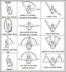 Marine Corps Hand Signals Hand And Arm Signals Hand Signals Marines Air Force