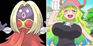 Big breasted anime characters