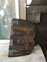 How To Clean Rusty Grill Grates Home Improvement Stack Exchange