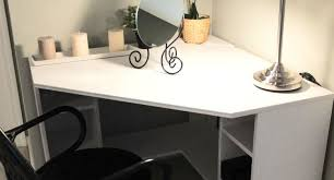 Full Size of Desk:stunning How To Make A Corner Desk Ikea Linnmon Adils  Corner ...