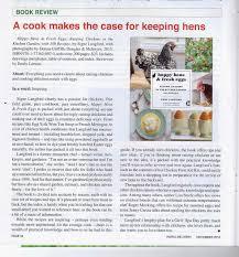 Kitchen Garden Hens Signeskitchen4 My Book Happy Hens Fresh Eggs