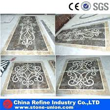 tile floor medallions tile floor medallions marble water jet tile light and dark brown marble medallion tile floor medallions