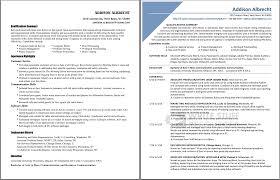 Template Combination Resume Sample Career Change Profesional