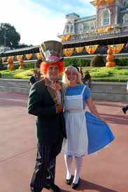 mad hatter and alice and wonderland diy costume idea child at heart blog